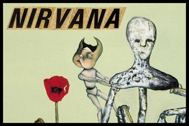 выставка картин Курта Кобейна