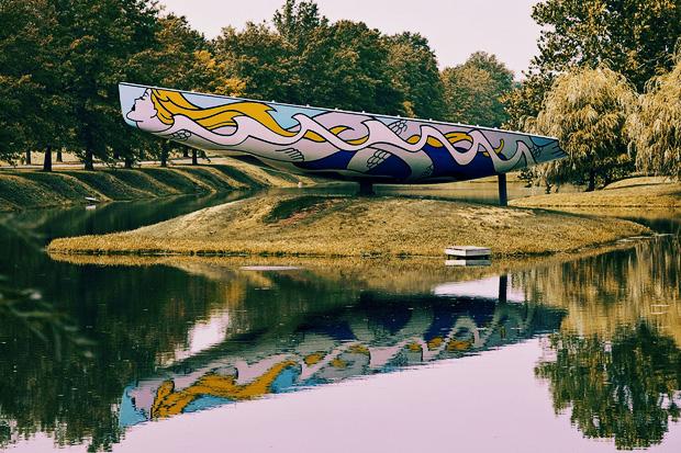Галереи на природе: 10 классных скульптурных парков Галереи на природе: 10 классных скульптурных парков 5b0426c2ef7de 620