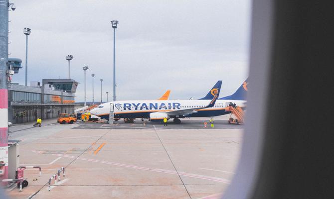 Ryanair увеличивает сбор с пассажиров из-за авианалога в Германии