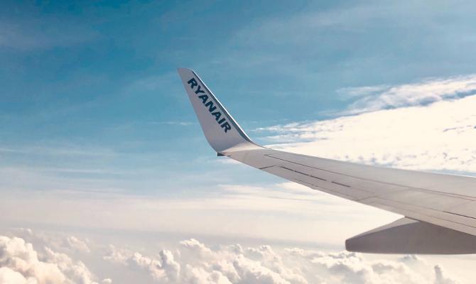 Ryanair распродает билеты от € 10