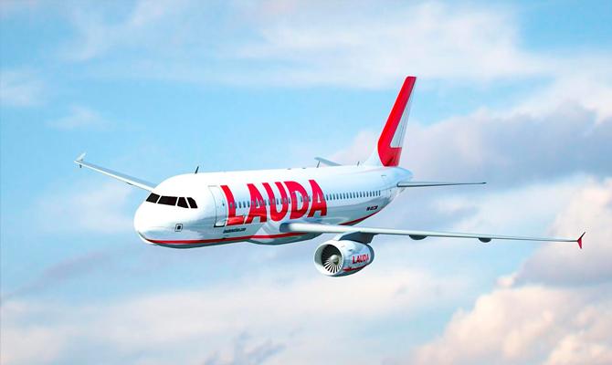 Laudamotion открывает новую базу и запускает 12 рейсов