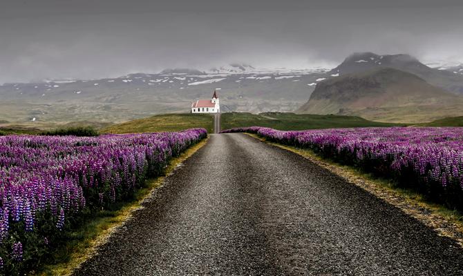 Исландия планирует открыть границы для туристов с 15 июня