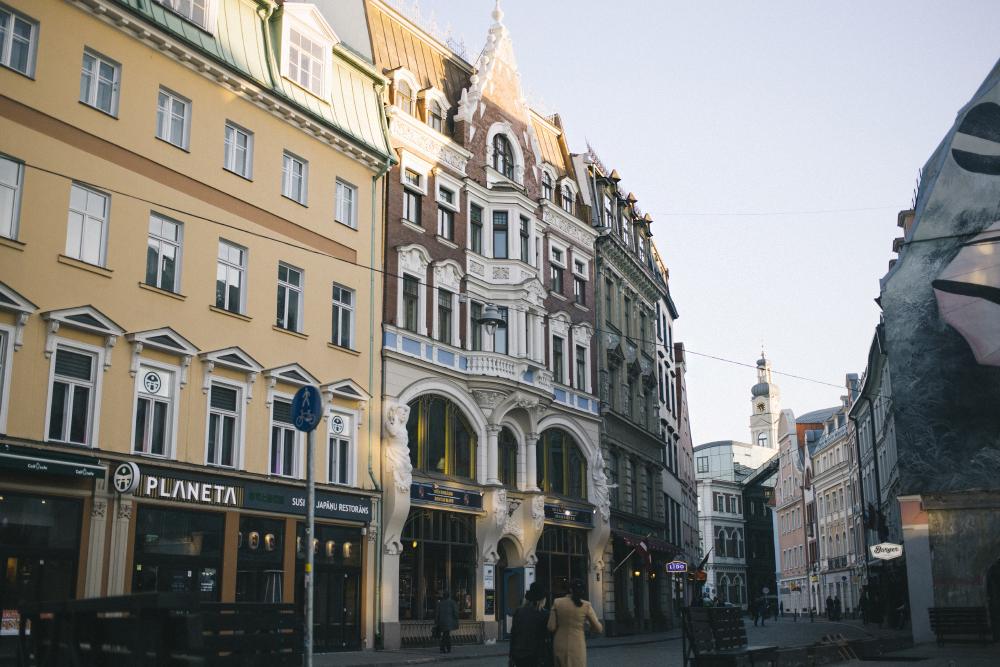 Рига Рига Riga by palasatka 10