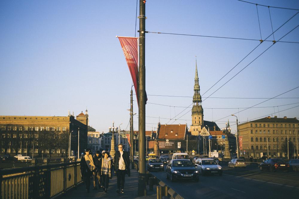 Рига Рига Riga by palasatka 27