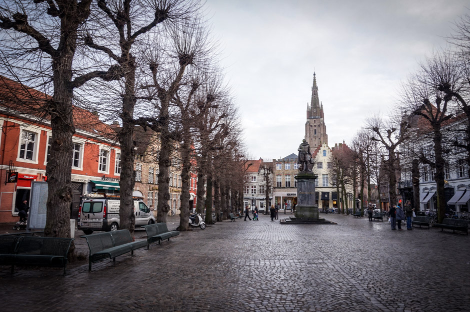Брюгге – мини-гайд по «пряничному» городу