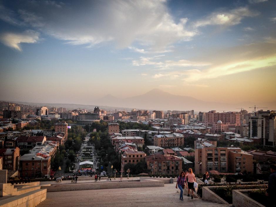 Почему Ереван по-настоящему крутой город?