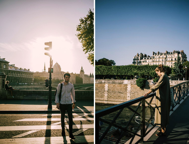 paysages parisiens