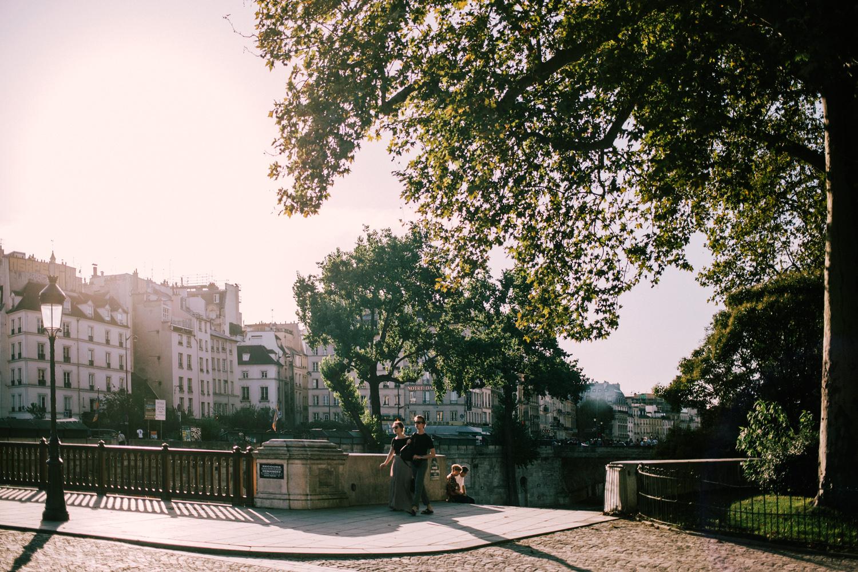 paris seine automne
