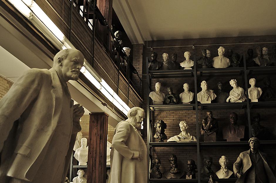 sculpture biélorusse