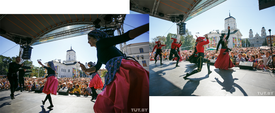 Festival gratuit de culture géorgienne au Bélarus
