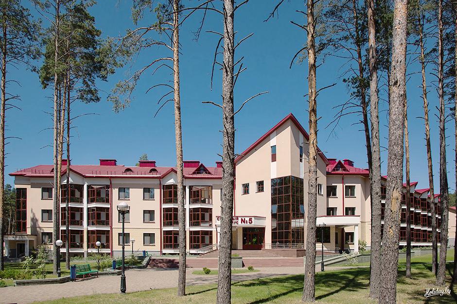 sanatorium à Ruzhany région de Brest Bélarus