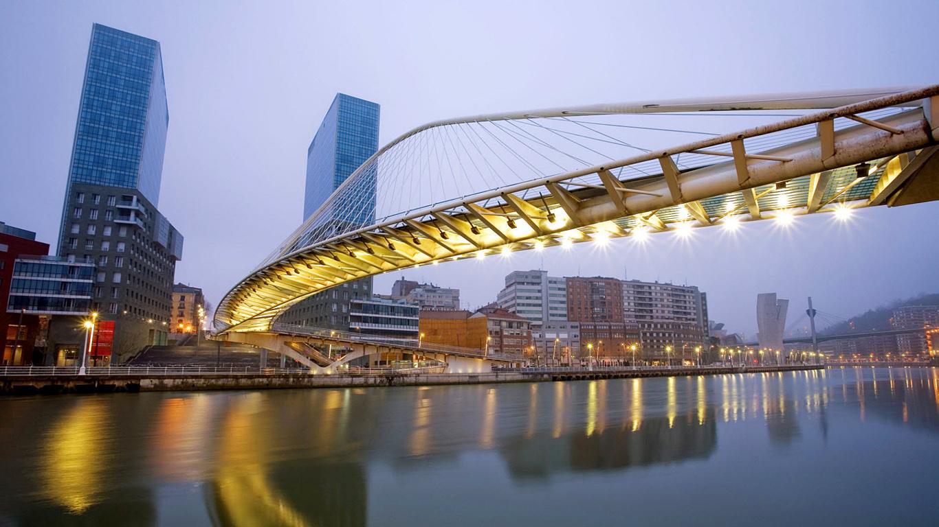 Самые красивые мосты в мире|В дороге - сайт о путешествиях и приключениях