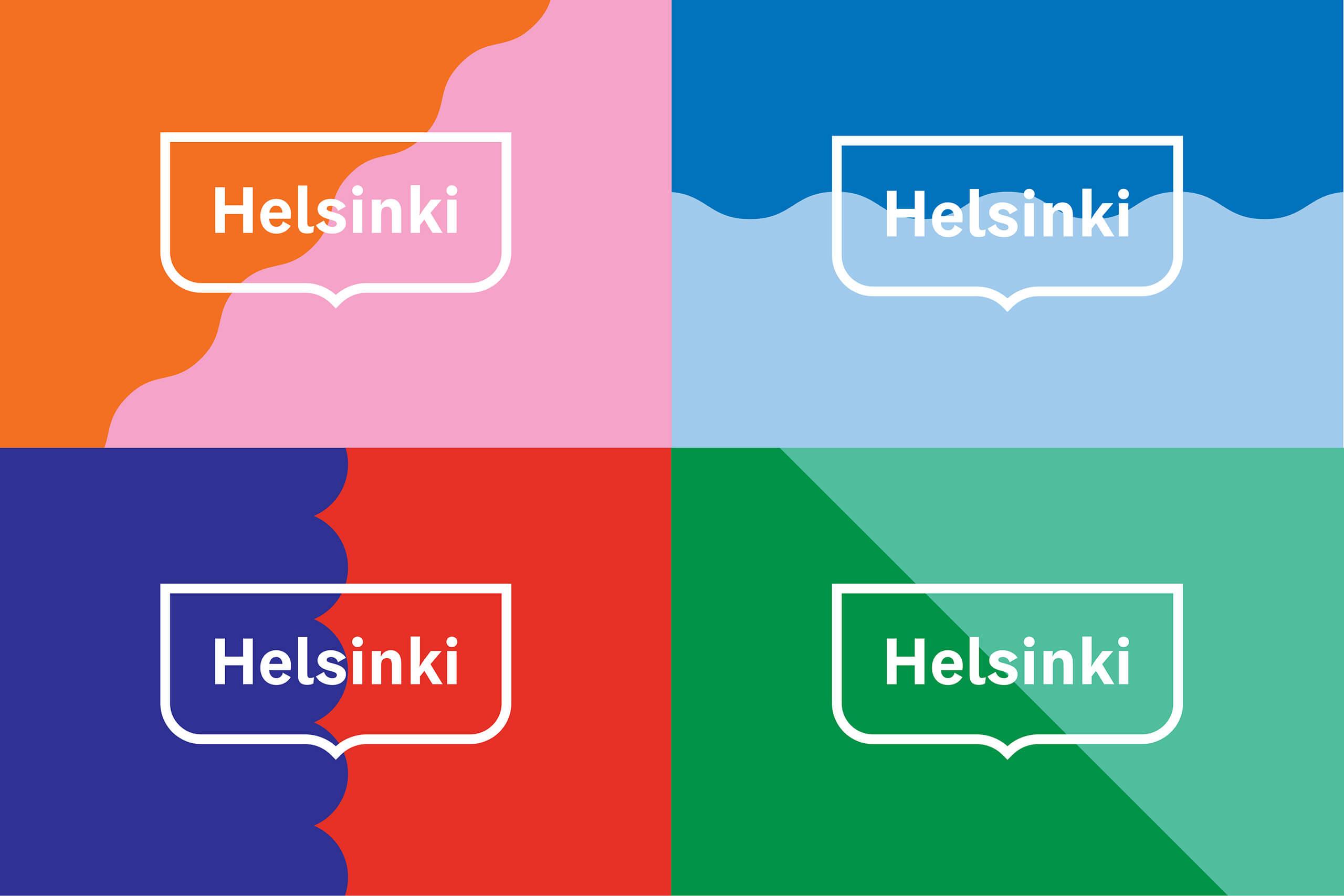 Города с лучшей Города с лучшей айдентикой Werklig Helsinki W07