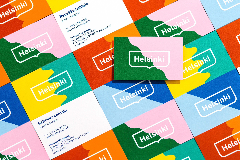 Города с лучшей Города с лучшей айдентикой Werklig Helsinki W09