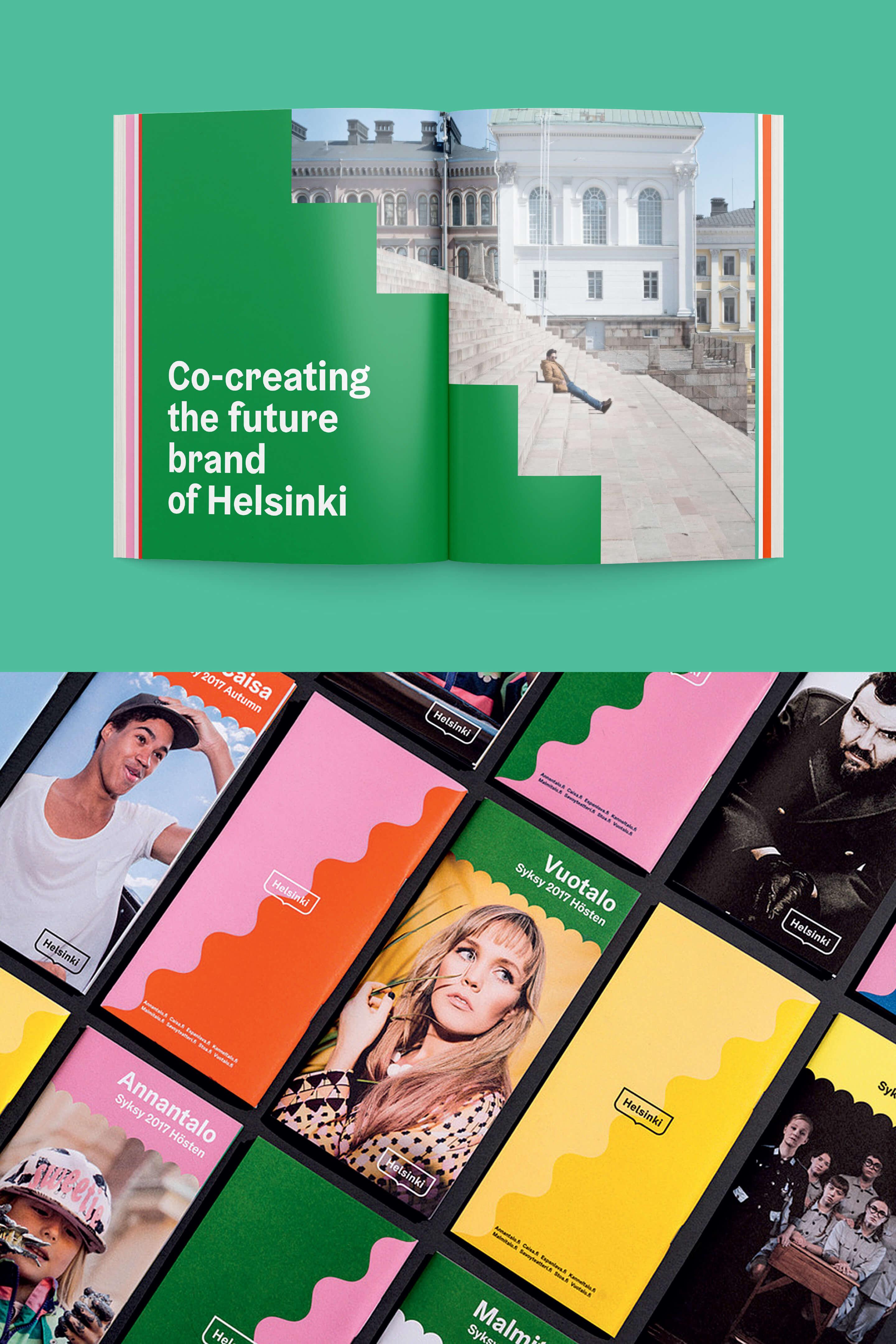 Города с лучшей Города с лучшей айдентикой Werklig Helsinki W10