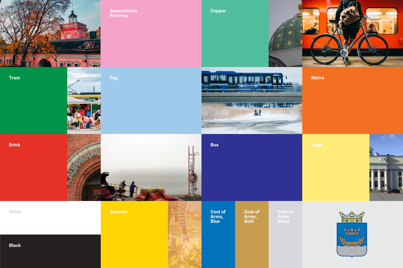Города с лучшей Города с лучшей айдентикой Werklig Helsinki W12