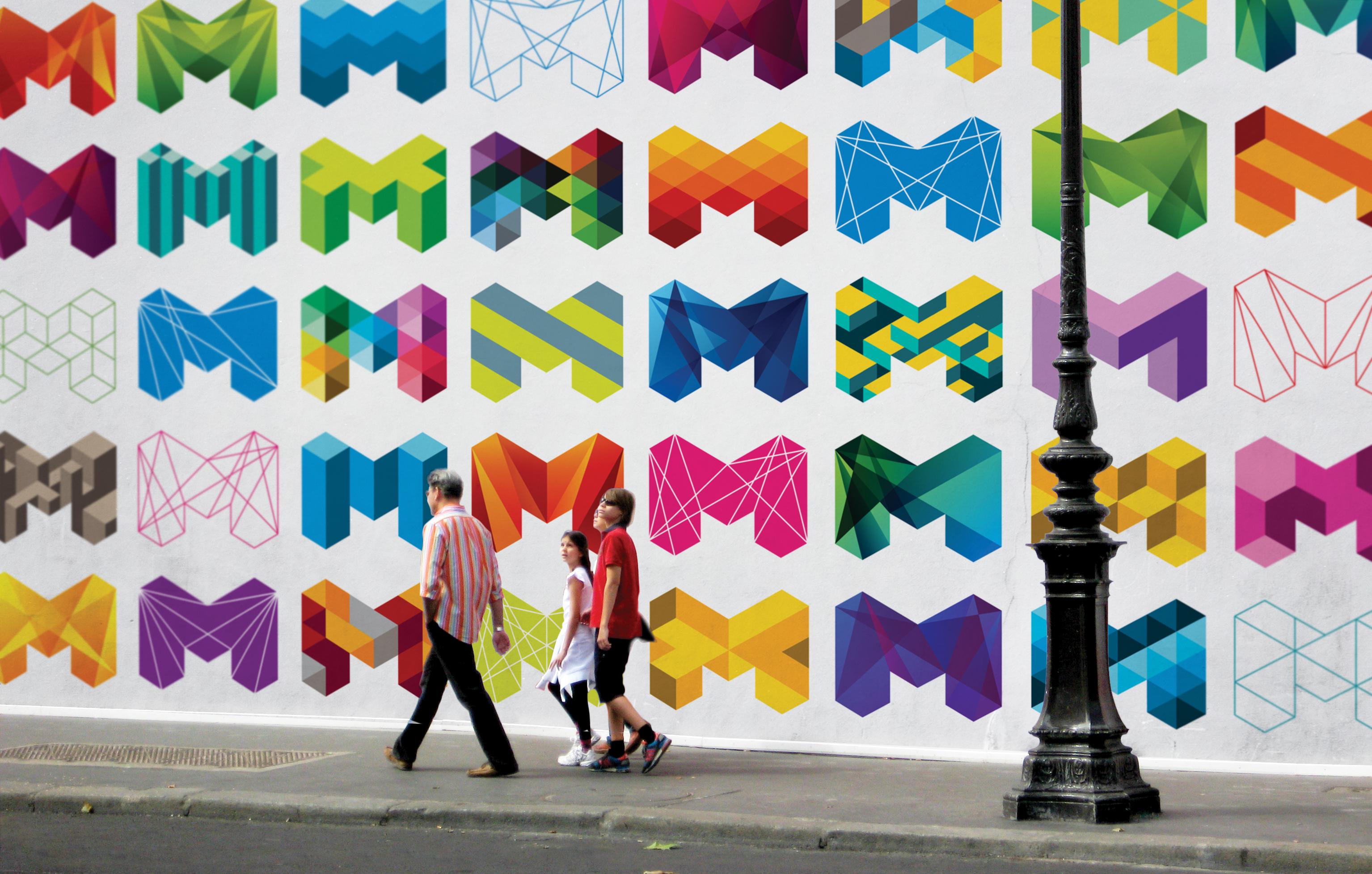 Города с лучшей Города с лучшей айдентикой Melbourne 2