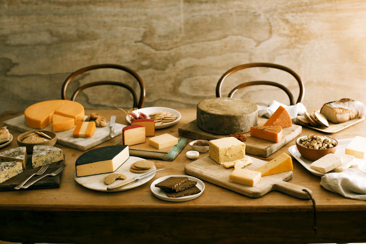 Гастротуризм в Европе: путешествия к еде Гастротуризм в Европе: путешествия к еде 6 ASHRGOVE CHEESE RANGE 2