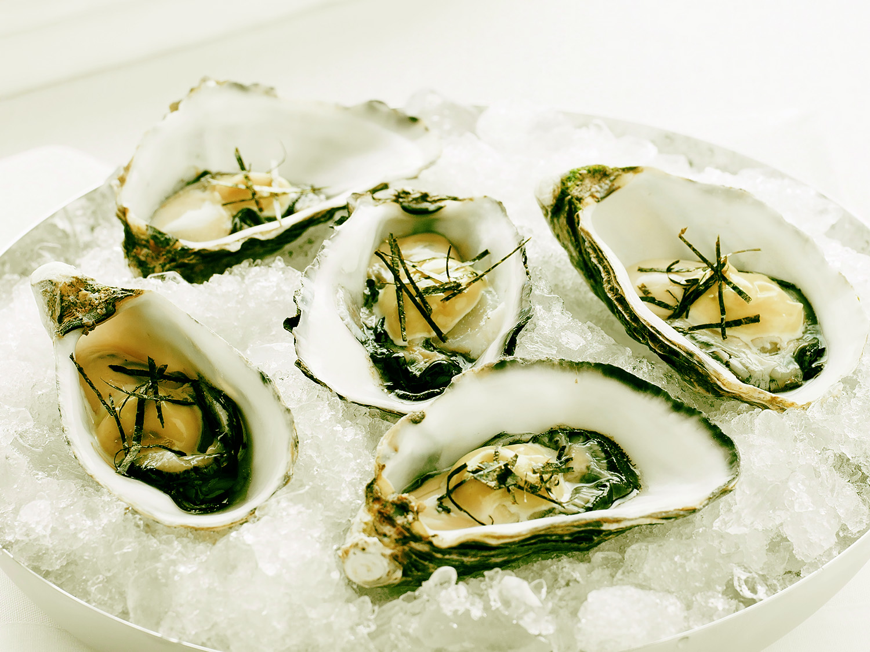 Гастротуризм в Европе: путешествия к еде Гастротуризм в Европе: путешествия к еде oysters with wasabi mayonnaise