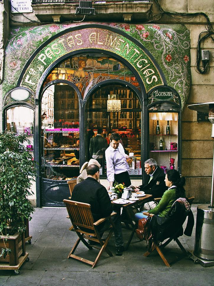 12 скрытых сокровищ Барселоны 12 скрытых сокровищ Барселоны 3a