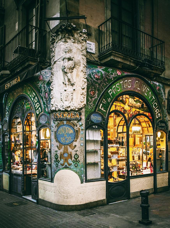 барселона достопримечательности Скрытые сокровища Барселоны 3b