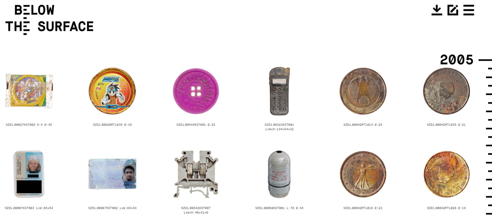 Археологи каталогизировали 700 тысяч вещей из каналов Амстердама Археологи каталогизировали 700 тысяч вещей из каналов Амстердама 00