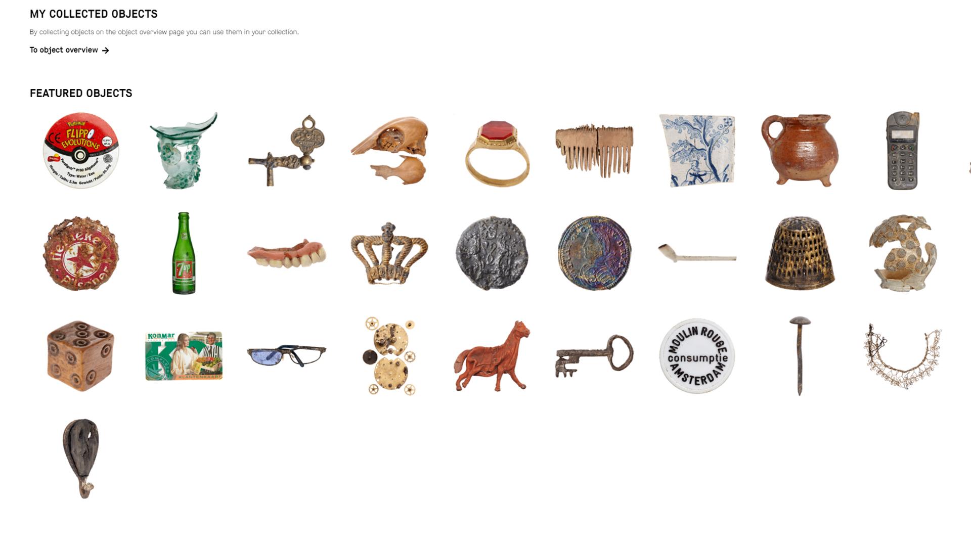 Археологи каталогизировали 700 тысяч вещей из каналов Амстердама Археологи каталогизировали 700 тысяч вещей из каналов Амстердама 02