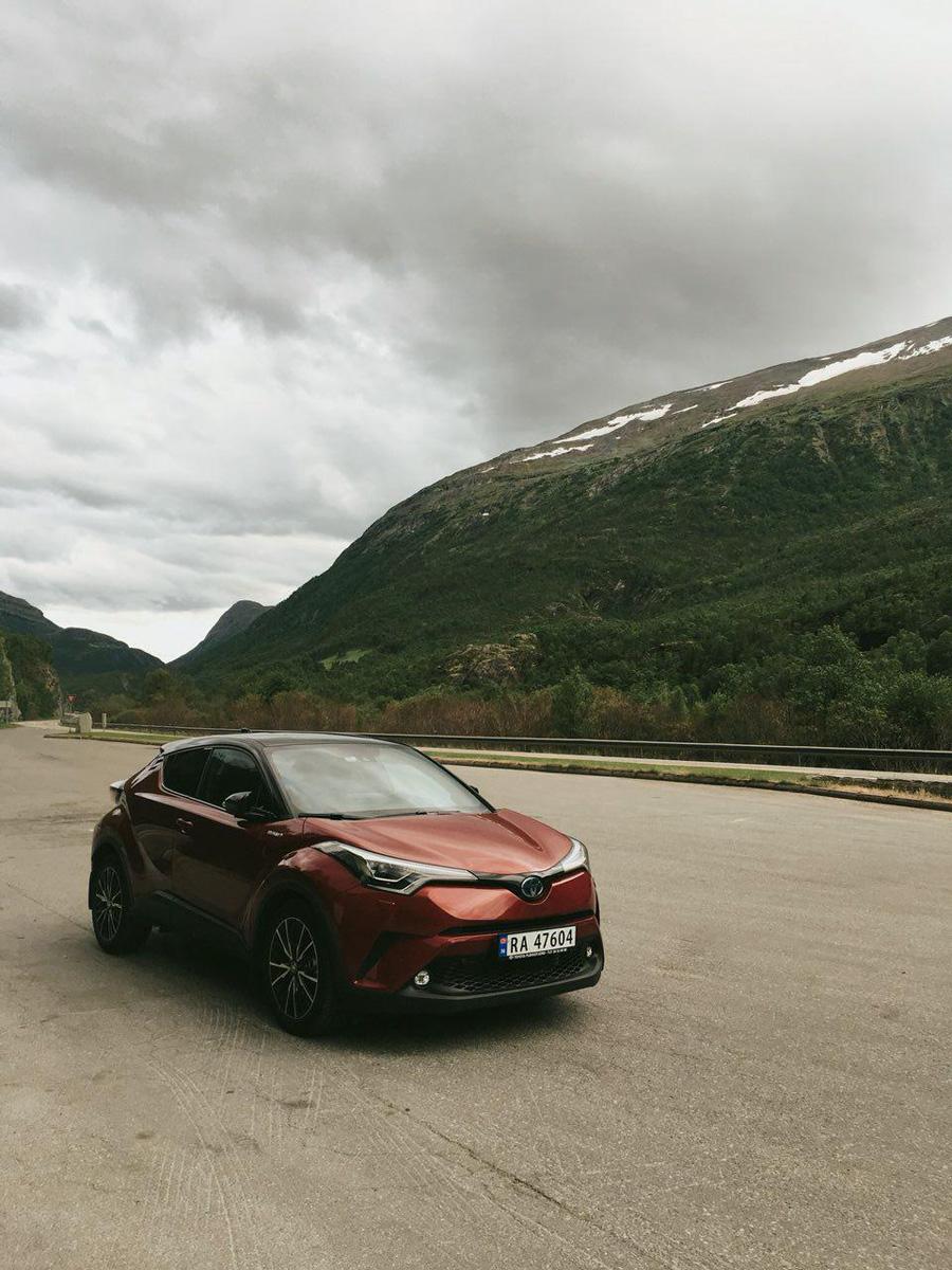 Опыты: По Норвегии на авто Опыты: По Норвегии на авто 1 20 4
