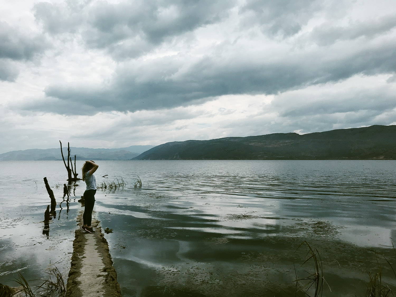 юг Китая Едем на юг Китая: Ущелье Прыгающего Тигра dali 20erhaj