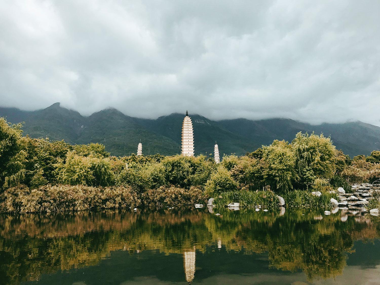 юг Китая Едем на юг Китая: Ущелье Прыгающего Тигра dali7