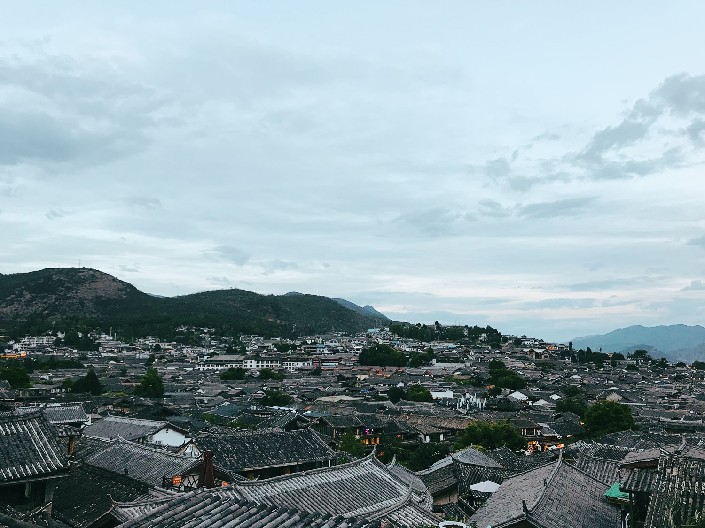юг Китая Едем на юг Китая: Ущелье Прыгающего Тигра lidzian