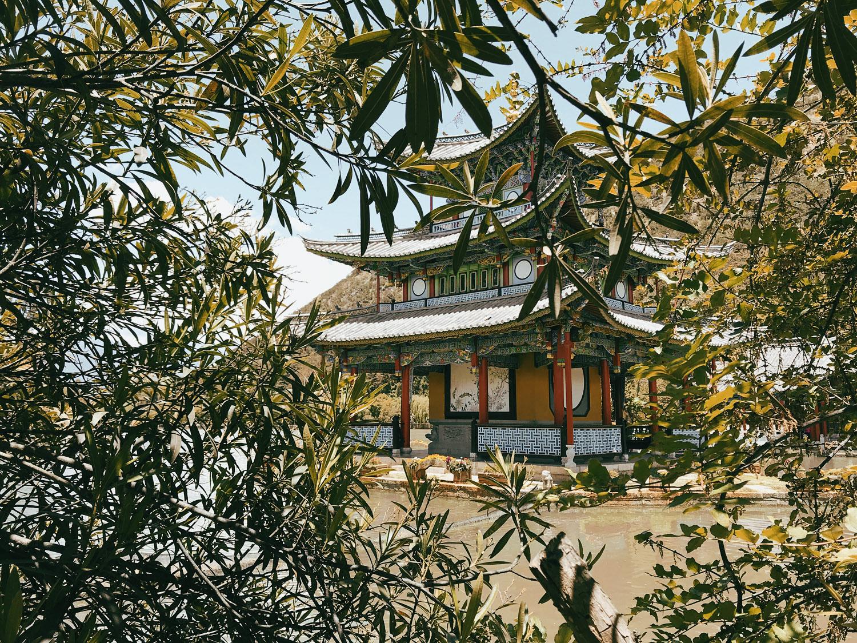 юг Китая Едем на юг Китая: Ущелье Прыгающего Тигра lidzian2