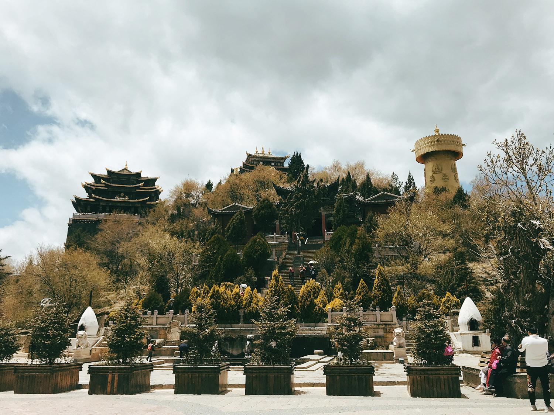 юг Китая Едем на юг Китая: Ущелье Прыгающего Тигра shangri 20la2