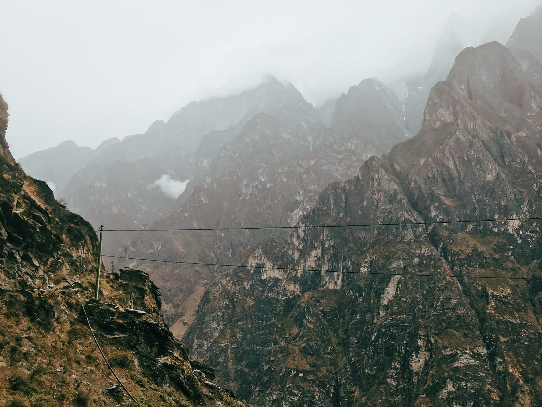 юг Китая Едем на юг Китая: Ущелье Прыгающего Тигра tirga1