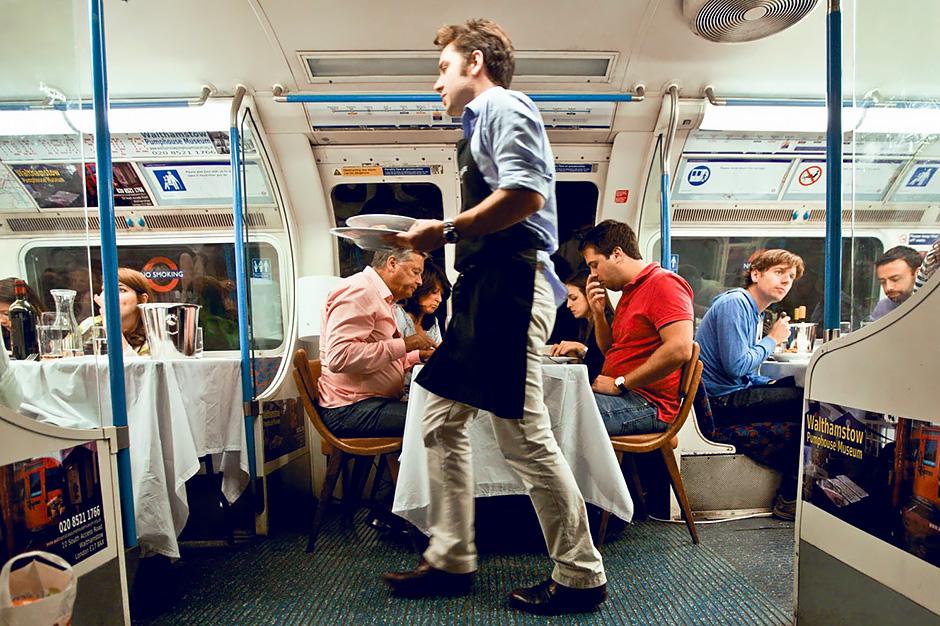 Что такое поп-ап ресторан? Что такое поп-ап ресторан? metro
