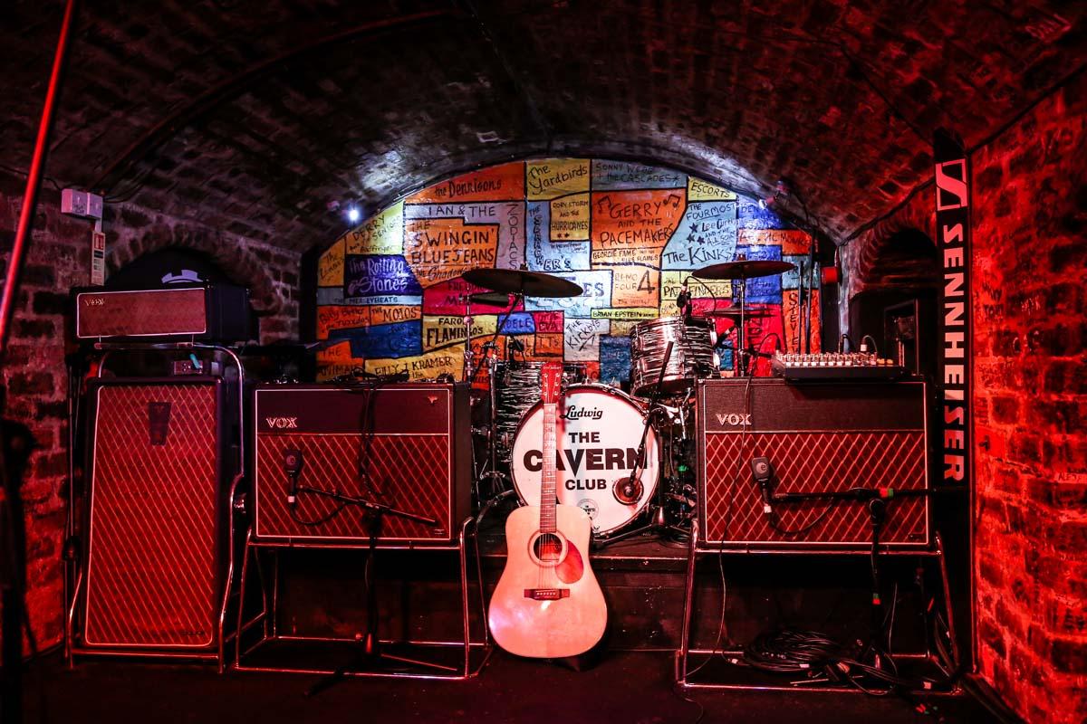 Кроме Лондона: 5 классных городов Англии Кроме Лондона: 5 классных городов Англии cavern club liverpool 5