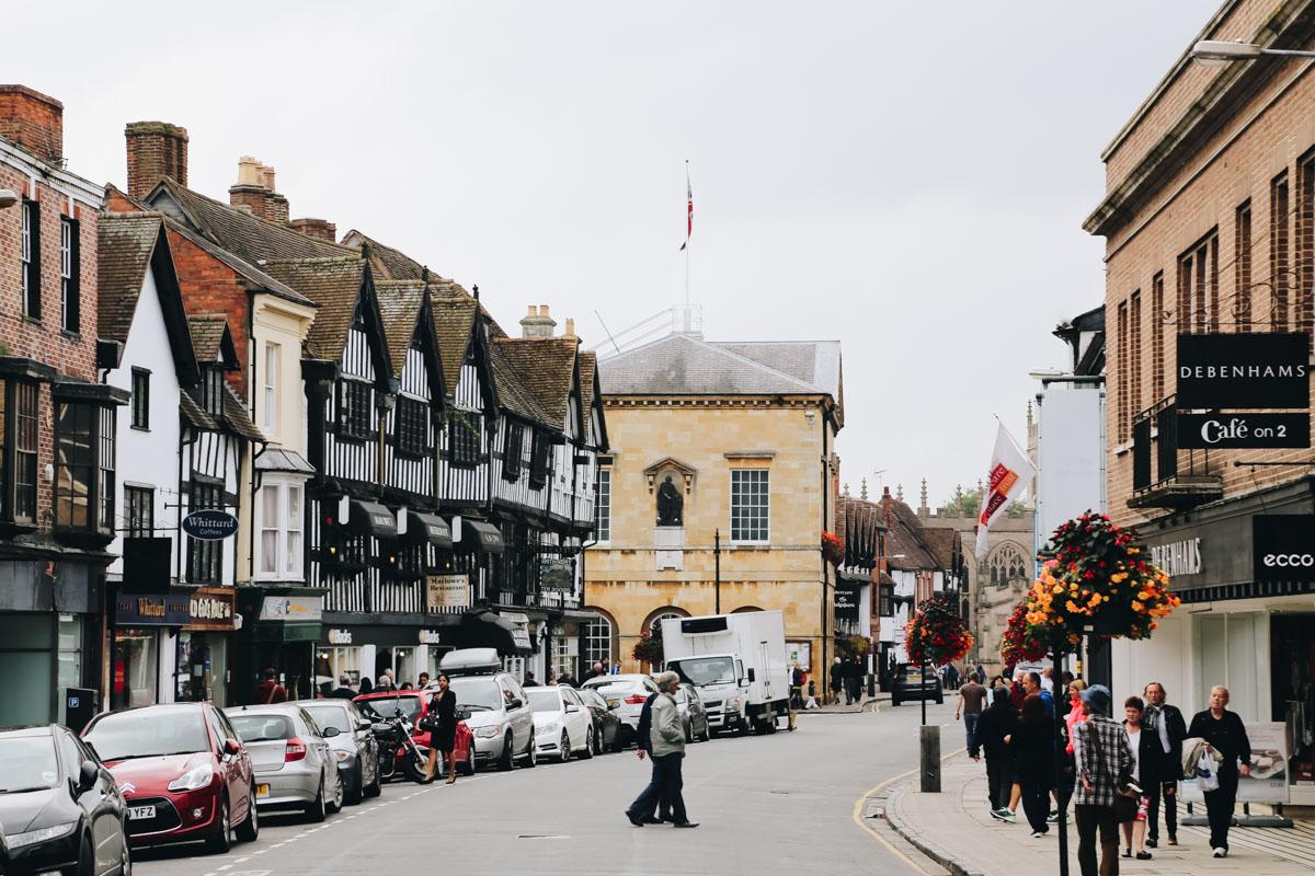 Кроме Лондона: 5 классных городов Англии Кроме Лондона: 5 классных городов Англии shakespeare sights stratford upon avon 17