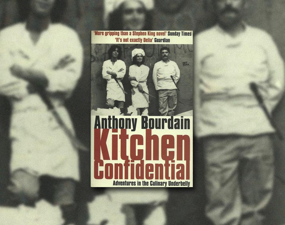 Почему Энтони Бурден был таким крутым? Почему Энтони Бурден был таким крутым? book