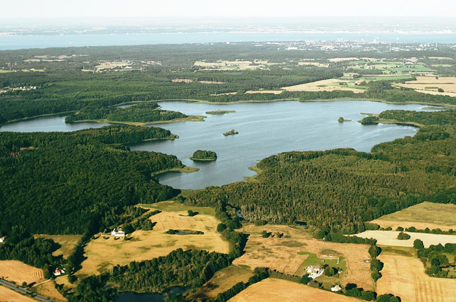 Место дня: новый национальный парк в Дании Место дня: новый национальный парк в Дании gurre soe mod kronborg lars gejl