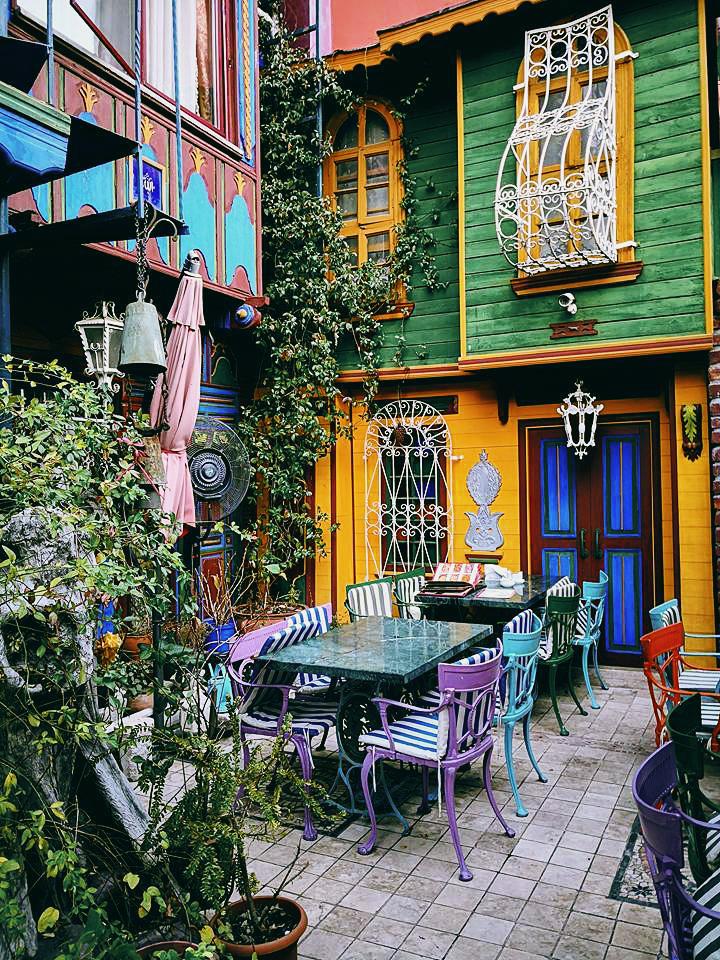 Где поесть в Стамбуле? Где поесть в Стамбуле? 1