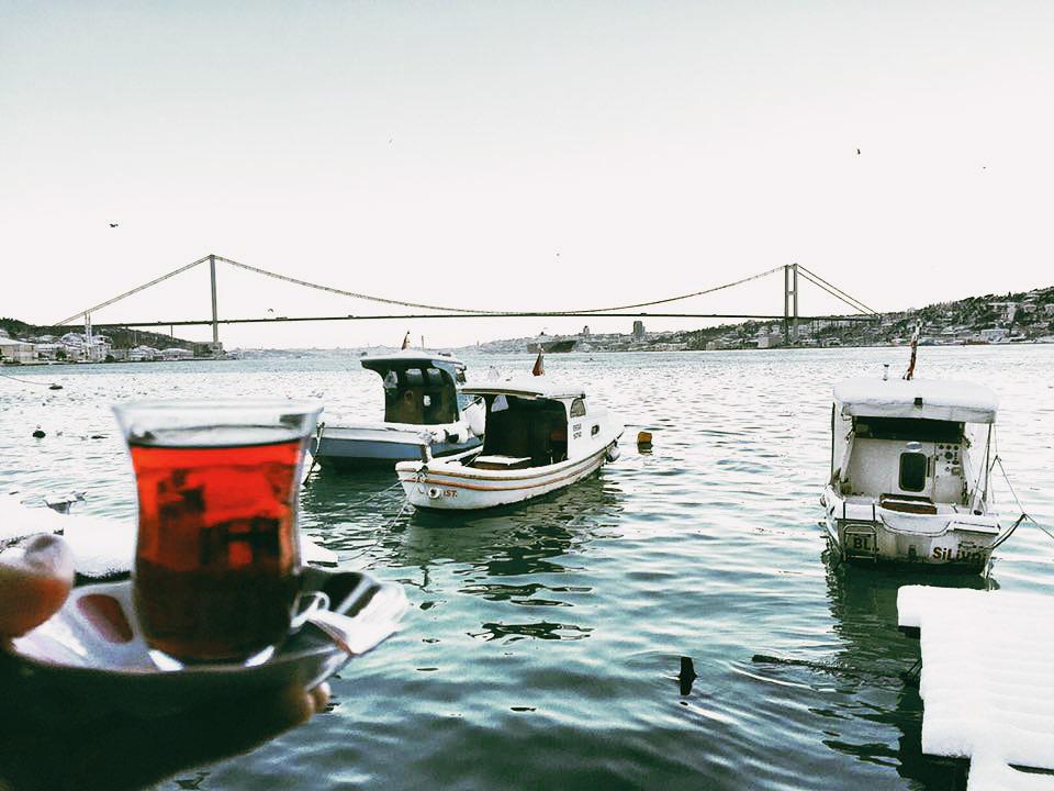 Где поесть в Стамбуле? Где поесть в Стамбуле? 12