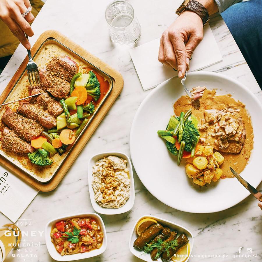 Где поесть в Стамбуле? Где поесть в Стамбуле? 3