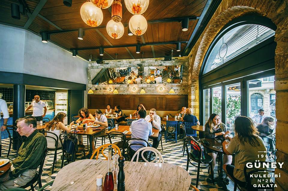 Где поесть в Стамбуле? Где поесть в Стамбуле? 8