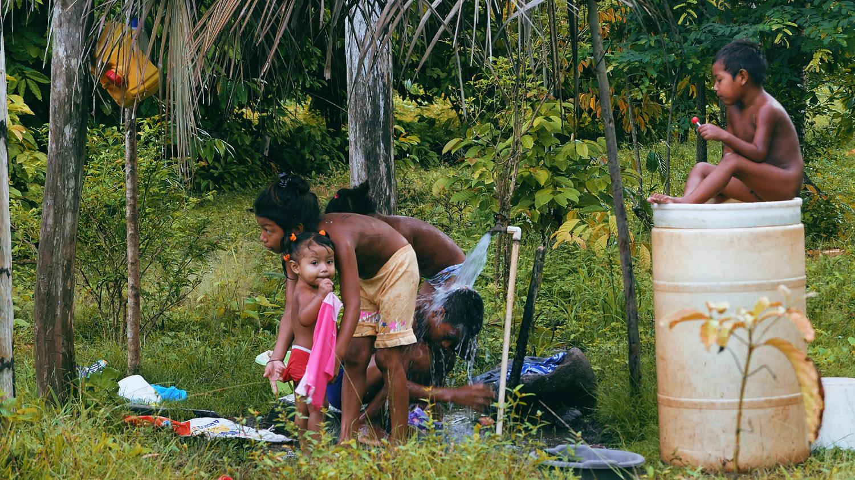 «Хочу домой» из джунглей Панамы «Хочу домой» из джунглей Панамы DSCF5849
