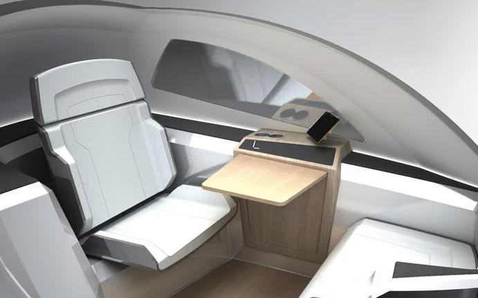 Словенские дизайнеры представили капсулы для сна в аэропортах airpods
