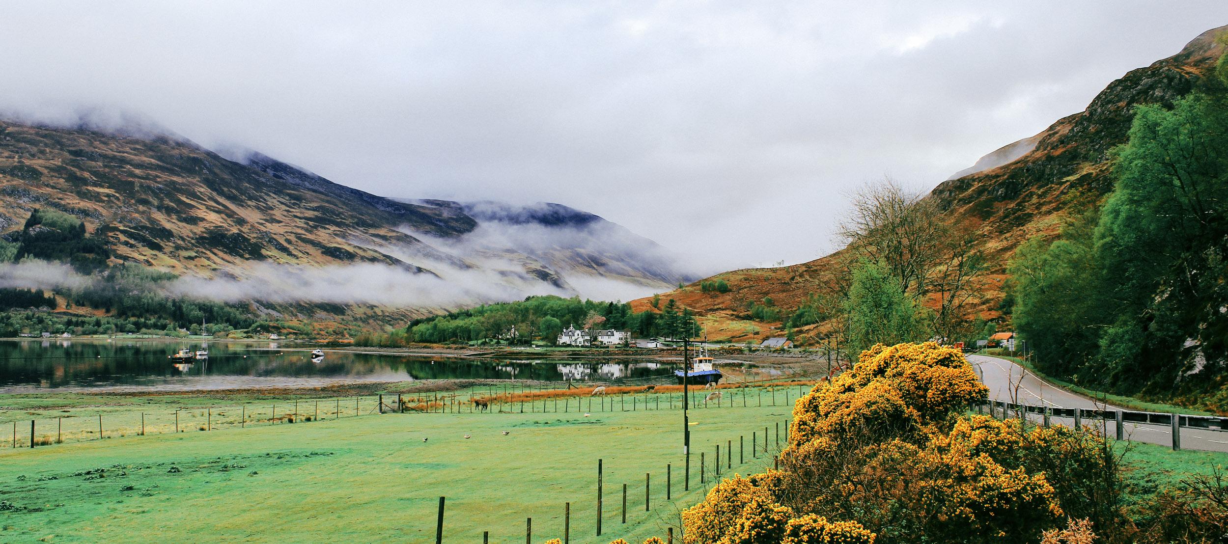 Опыты: путешествие по Англии и Шотландии 1