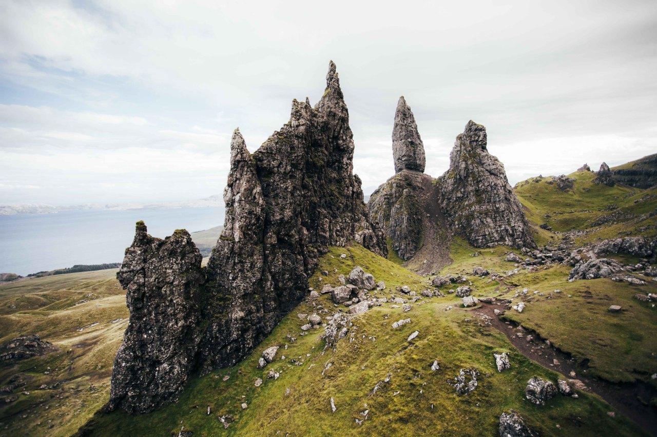 Опыты: путешествие по Англии и Шотландии G7iFX3qb370