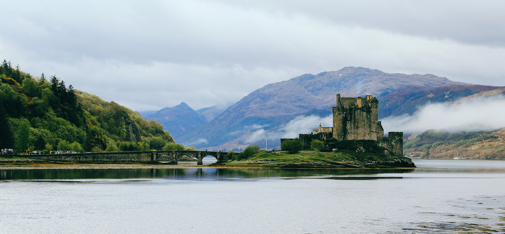 Опыты: путешествие по Англии и Шотландии donan5