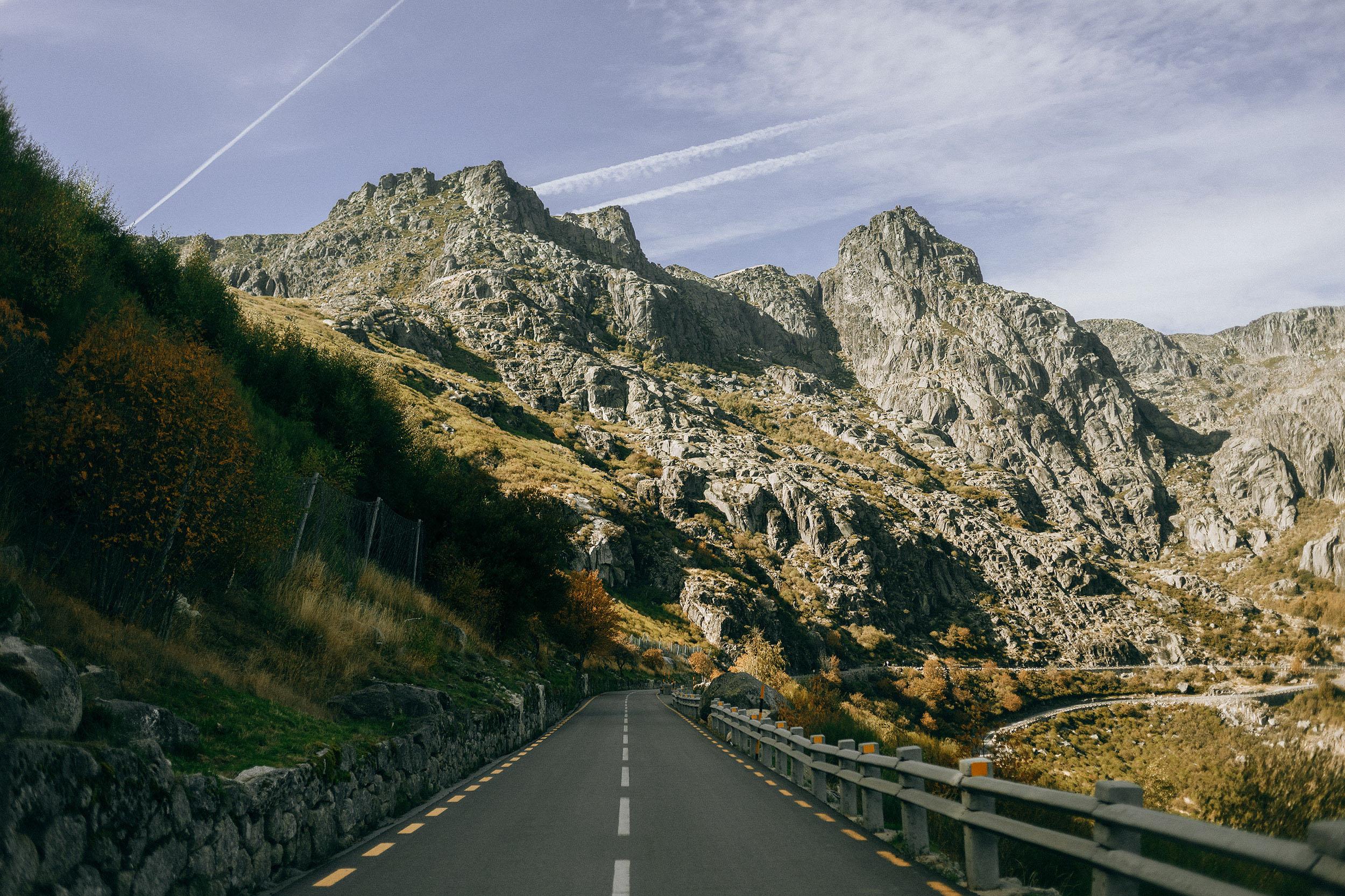Место силы: горы Серра-да-Эштрела в Португалии Место силы: горы Серра-да-Эштрела в Португалии 8big
