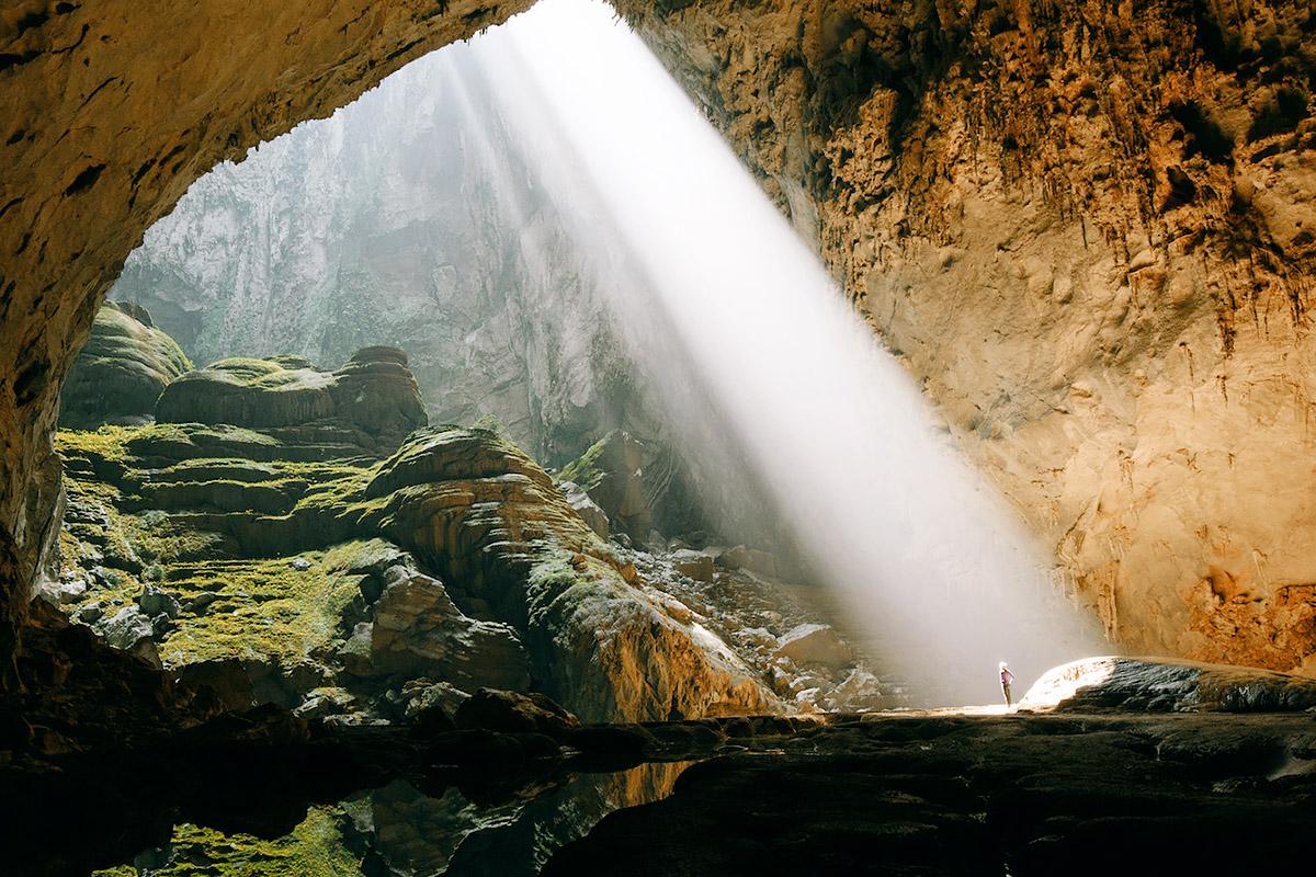 8 крутых природных мест Вьетнама 8 крутых природных мест Вьетнама The National Park of Phong Nha Ke Bang